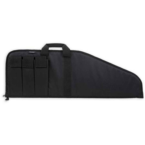 Bulldog Cases Assault Series Cases Black with Black Trim 48 Inch, BD430