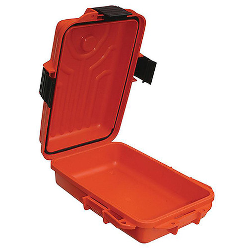 MTM S1072-35 SURVIVOR DRY BOX - SMALL - ORANGE