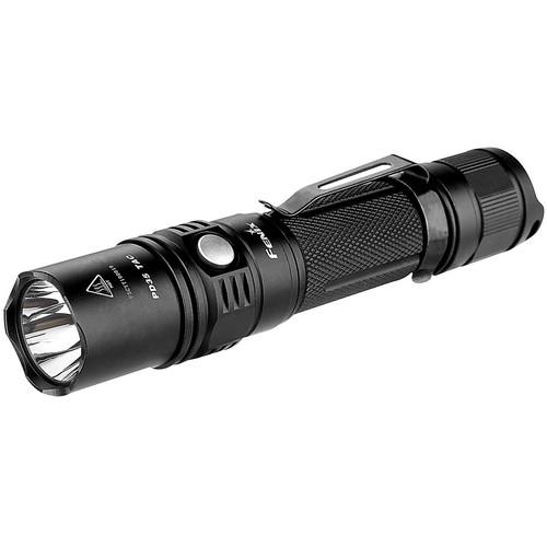 PD35 Tactical Edt., Black Fenix PD Series