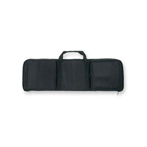 "Bulldog Tactical Rifle Case Extreme Rectangle Discreet 40"" Blk, BD470-40"