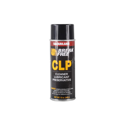 Break-Free Break-Free Gun Cleans Lubricates Prevent Aerosol Can 12 oz., CLP1212