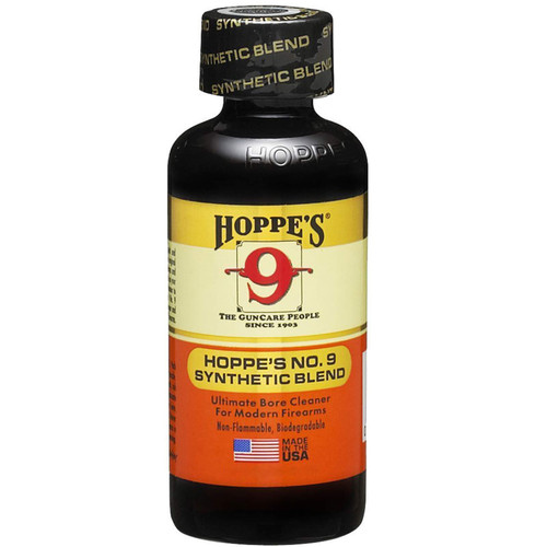 Hoppes #9 Bore Cleaning Solvent Liquid 16 oz, 916