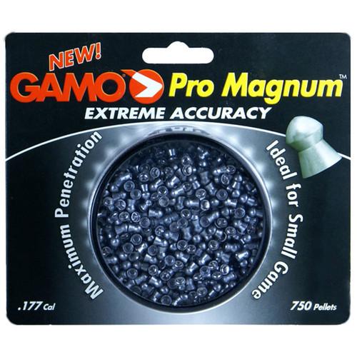Gamo 6321744CP54 Pro Magnum Pellets .177 Caliber 750 Pack