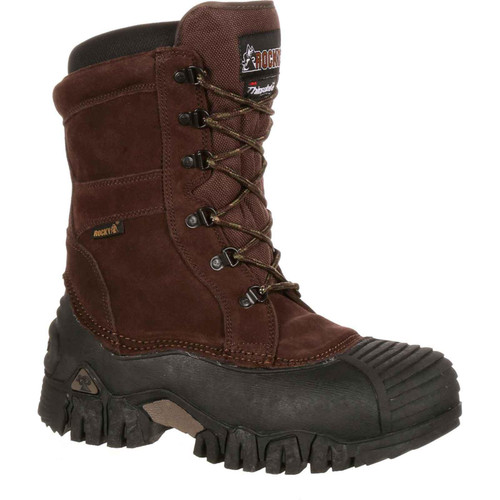 Rocky Fq0004799 Men's Jasper Trac Waterproof 200G Insulated Outdoor Boots