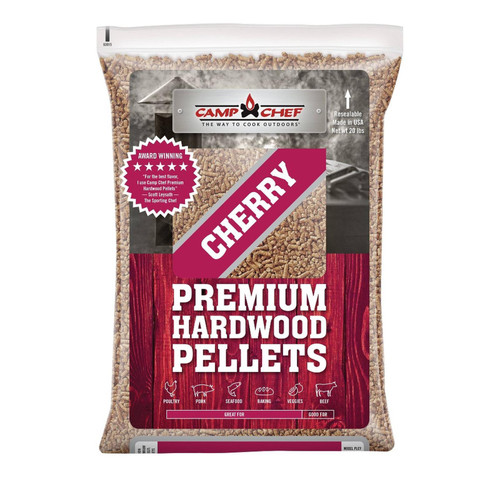 Camp Chef Cherry BBQ Pellets