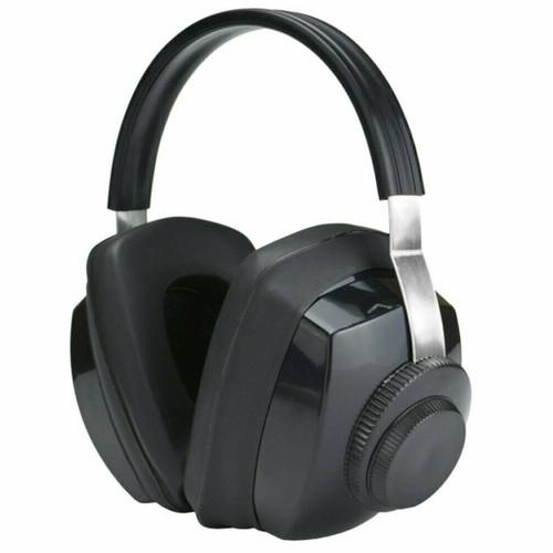 Radians Competitor Earmuffs Black, CP0100CS