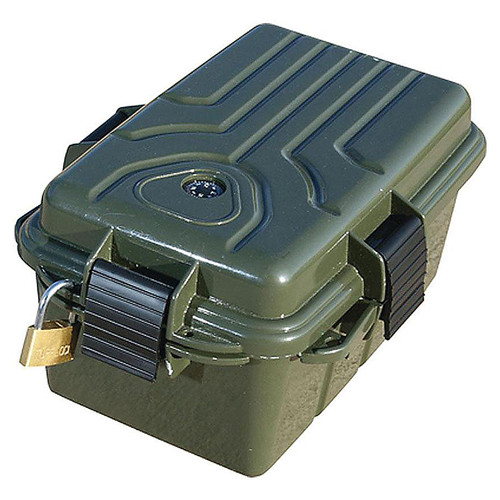 MTM S1074-11 SURVIVOR DRY BOX - LARGE - GREEN