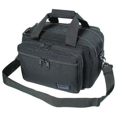 Blackhawk Sportster Deluxe Range Bag Blk, 74RB01BK