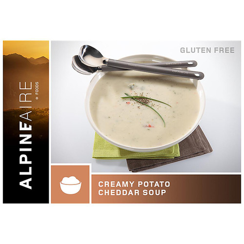 Alpineaire Foods Creamy Potato Cheddar Soup