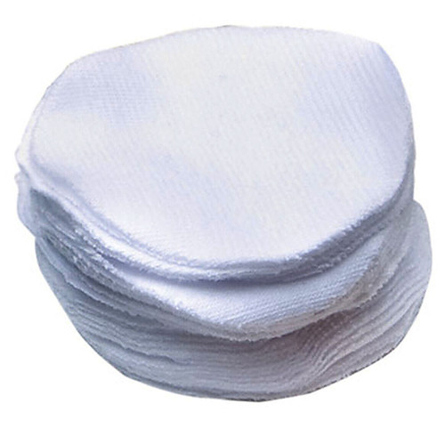 Pro-Shot Cotton Flannel Cleaning Patches, 21/2-500