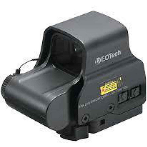 EOTech Holographic Sight Night Vision Picatinny Black, EXPS2-0