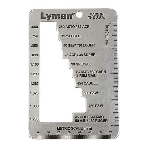LYMAN 7832217 E-ZEE CASE GAUGE PISTOL