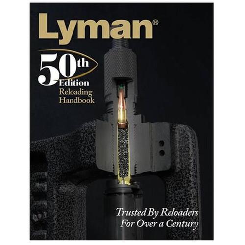 LYMAN 9816051 50TH RELOADING HANDBOOK SOFT