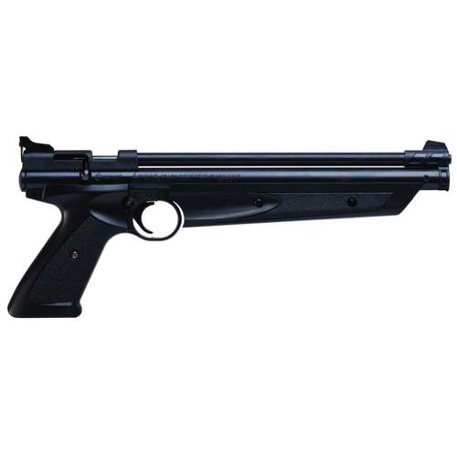 Crossman P1377 American Classic Pistol .177Cal Matte Black P1377