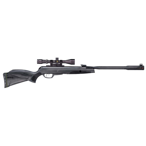 Gamo 611006325554 Whisper Fusion Mach 1 .22Cal Break Action Single Shot Black