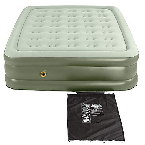 Coleman SupportRest Double High Airbed- Queen