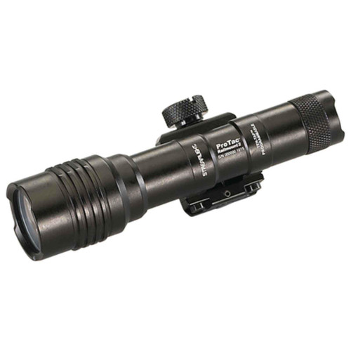 Streamlight ProTac Rail Mount 2 625 Lumen Long Gun Light with Pressure Switch and Mount, 88059