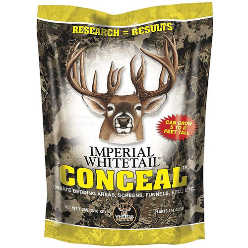 Whitetail Institute Imperial Whitetail Conceal Food Plot Seed