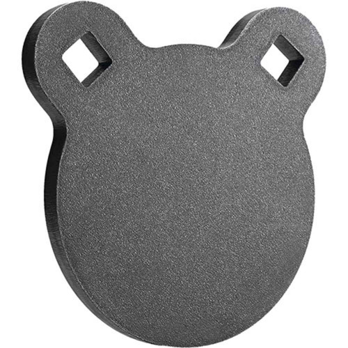 "Champion AR500 4"" Steel Gong Target 3/8"" Thick Rifle Rated, 44902"