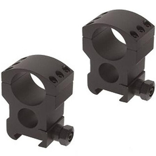 Burris Xtreme Tactical 30mm Extra High Picatinny Scope Rings Matte, 420166