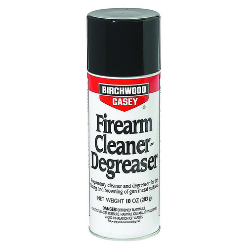 Birchwood Casey Firearm Cleaner 10oz Aerosol, 16238