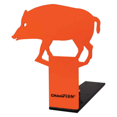 Champion Pop-Up Hog 22 Rimfire Metal Target