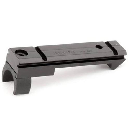 Weaver Scope Base #301 Gloss For Ruger BlackHawk & Super BlackHawk 48638