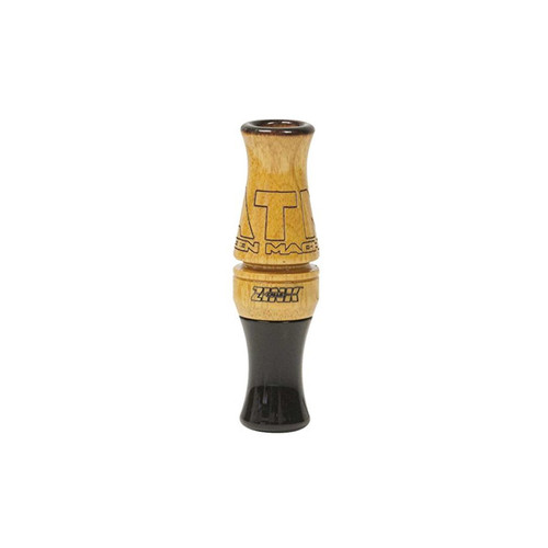ZINK ZNK6026 ATM CUSTOM HUNTER WOOD/POLY DUCK CALL WOOD/POLY