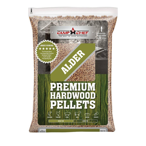 Camp Chef Alder BBQ Pellets