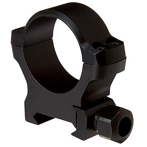 Leupold Backcountry Cross-Slot Weaver-Style Rings 30mm Medium Matte Black