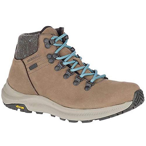 Merrell Women's Ontario MID Waterproof Hiking Shoe Boulder