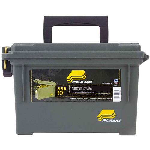 Plano .30 Caliber Field/Ammo Small Box Olive Drab Green, 131200