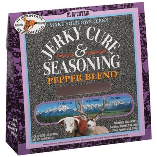 Hi Mountain Seasoning Pepper Blend Jerky Kit