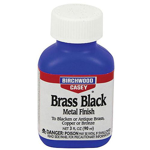 Birchwood Casey Brass Black Touch-Up 3 Ounce, 15225