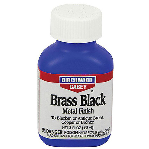 Birchwood Casey Brass Black Touch-Up 3 Ounce, 15225