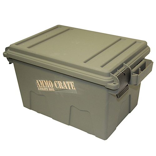 MTM ACR7-18 AMMO CRATE- ARMY GREEN