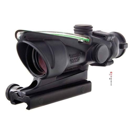 Trijicon TA31F-G ACOG Riflescope 4x32mm, Dual Illum. Green Chevron TA31F-G