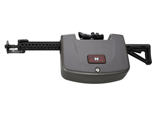 Hornady Rapid Safe Wall Mount for Long Guns RFID Entry Quick Access Safe