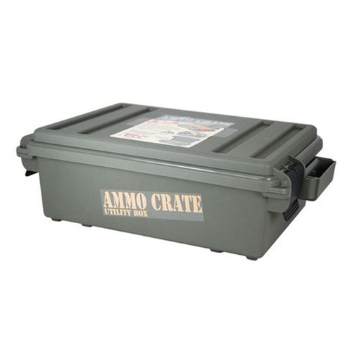 MTM ACR4-18 AMMO CRATE- ARMY GREEN