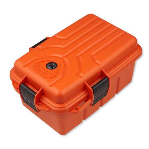 MTM S1074-35 SURVIVOR DRY BOX - LARGE - ORANGE