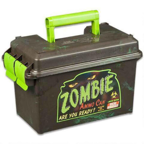 MTM AC50Z ZOMBIE AMMO CAN 50