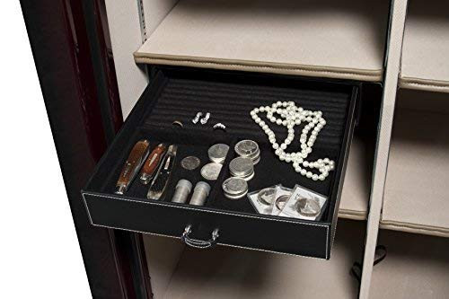 """Liberty Safe 15"""" Velvet Jewelry Drawer Fits Safe Models 48+ and 42""""+ Wide"""