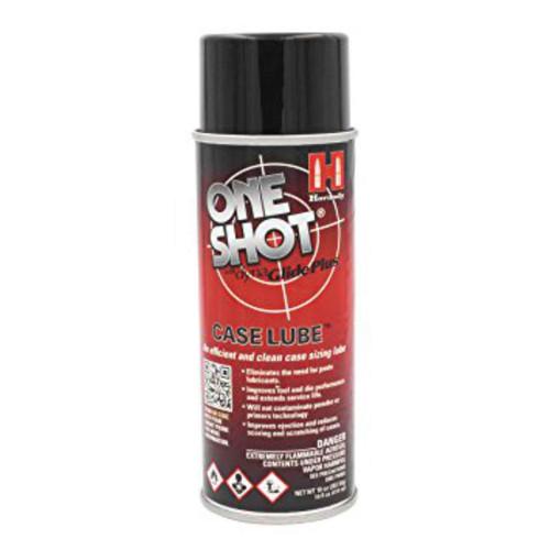 HORNADY 99913 ONE SHOT� AEROSOL SPRAY CASE LUBE 10 OZ.