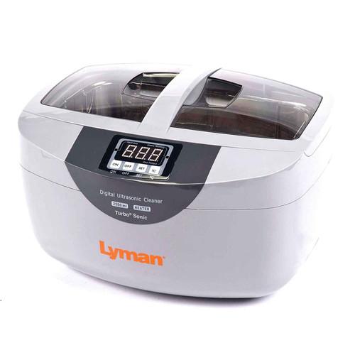 LYMAN 7631700 TURBO SONIC 2500 CASE CLEANER