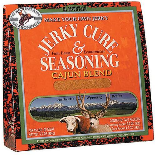 Hi Mountain Seasoning Cajun Blend Jerky Kit