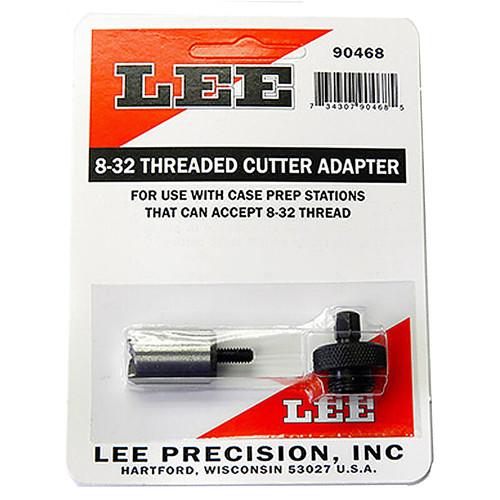 LEE 90468 THREADED LARGE CUTTER & LOCK STUD (8-32 THREAD)