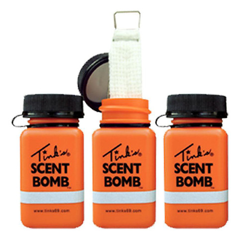Tink's Scent Bomb Scent Dispensers with Reflecting Strip 3 Pack, W5841