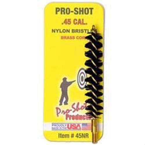 Pro Shot .45 Caliber Nylon Rifle Bore Brush, 45NR