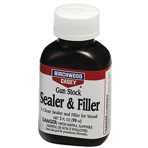 Birchwood Casey Gun Stock Sealer & Filler - 3 oz