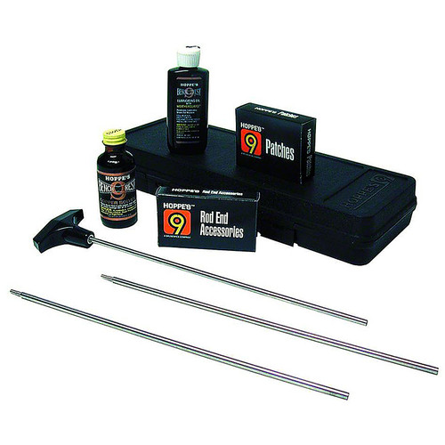 Hoppes Bench Rest Cleaning Kit Rifle/Shotgun All Cal. & Gauges, BRUO